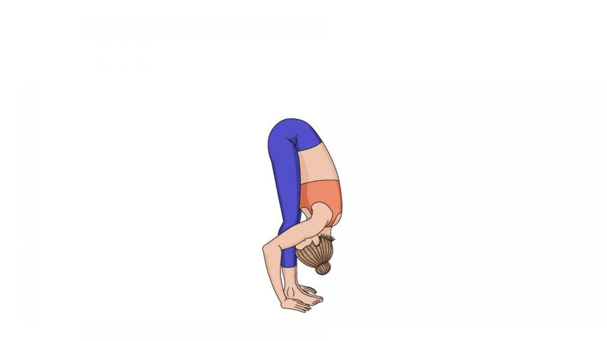 Standing Forward Bend (Uttanasana)